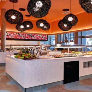 Maldives Honeymoon Packages Hotel Riu Atoll Maldives Dhoni Buffet Restaurant