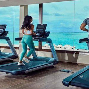 Maldives Honeymoon Packages Hotel Riu Atoll Maldives Fitness