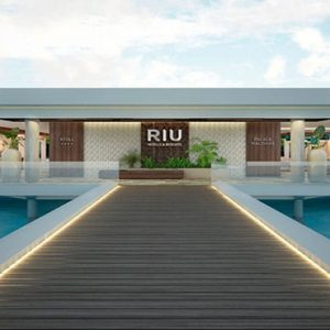 Maldives Honeymoon Packages Hotel Riu Atoll Maldives Hotel Entrance