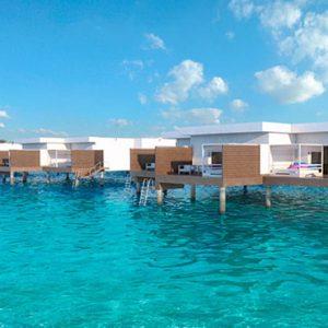 Maldives Honeymoon Packages Hotel Riu Atoll Maldives Junior Suite Overwater