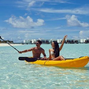 Maldives Honeymoon Packages Hotel Riu Atoll Maldives Watersports1