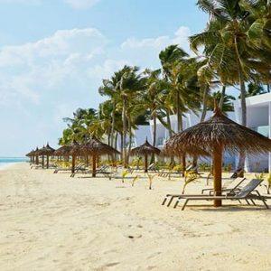 Maldives Honeymoon Packages Hotel Riu Atoll Maldives Beach1