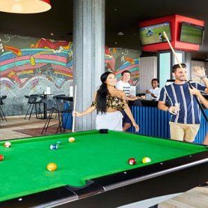 Maldives Honeymoon Packages Hotel Riu Atoll Maldives Sports Bar