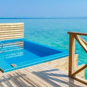 Maldives Honeymoon Packages You And Me Cocoon Maldives Aqua Suite With Pool 2