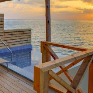 Maldives Honeymoon Packages You And Me Cocoon Maldives Dolphin Villa With Pool 3