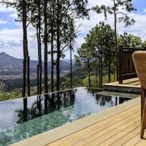 Mauritius Honeymoon Packages Lakaz Charmarel Lodge Mauritius Seaview Pool