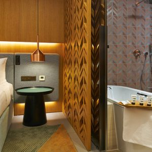 Singapore Honeymoon Packages Oasia Hotel Downtown Club Room