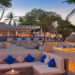 Thailand Honeymoon Packages Centara Grand Beach Resort Samui Beach Club At Night