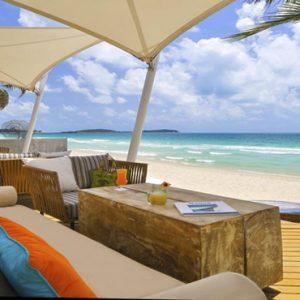 Thailand Honeymoon Packages Centara Grand Beach Resort Samui Beach View