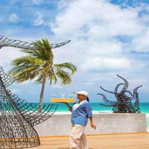 Thailand Honeymoon Packages Centara Grand Beach Resort Samui Beach View2