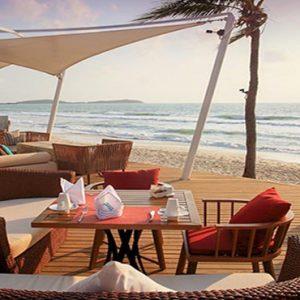 Thailand Honeymoon Packages Centara Grand Beach Resort Samui COAST Beach Club & Bistro