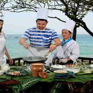 Thailand Honeymoon Packages Centara Grand Beach Resort Samui Cooking Classes
