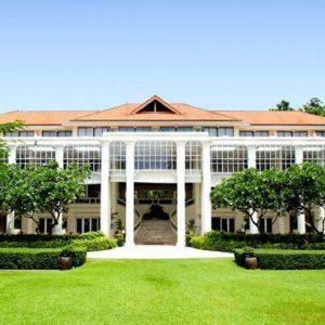 Thailand Honeymoon Packages Centara Grand Beach Resort Samui Hotel Exterior