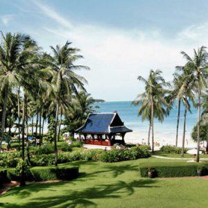 Thailand Honeymoon Packages Centara Grand Beach Resort Samui Hotel Exterior2