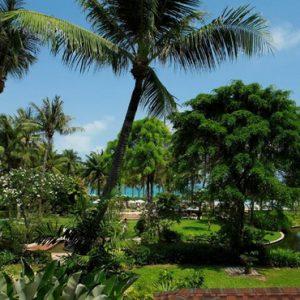 Thailand Honeymoon Packages Centara Grand Beach Resort Samui Hotel Area