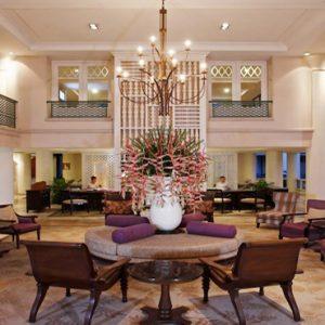 Thailand Honeymoon Packages Centara Grand Beach Resort Samui Lobby