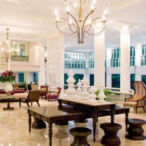 Thailand Honeymoon Packages Centara Grand Beach Resort Samui Lobby1