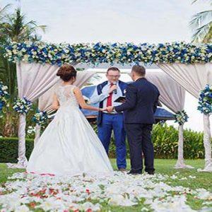 Thailand Honeymoon Packages Centara Grand Beach Resort Samui Wedding1
