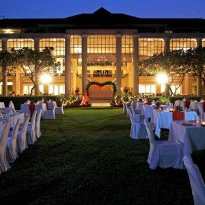 Thailand Honeymoon Packages Centara Grand Beach Resort Samui Wedding Setup