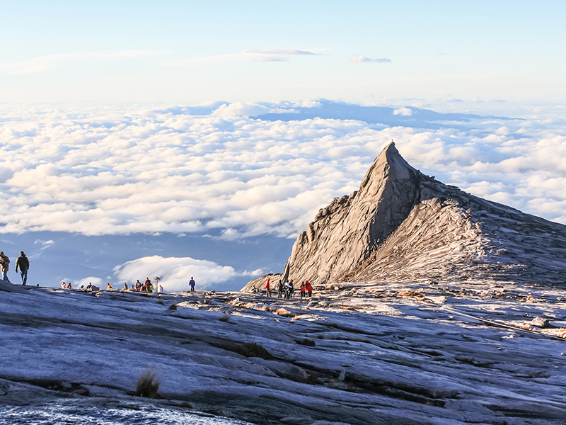 Romantic Things To Do In Borneo Malaysia Honeymoon Packages Mount Kinabalu