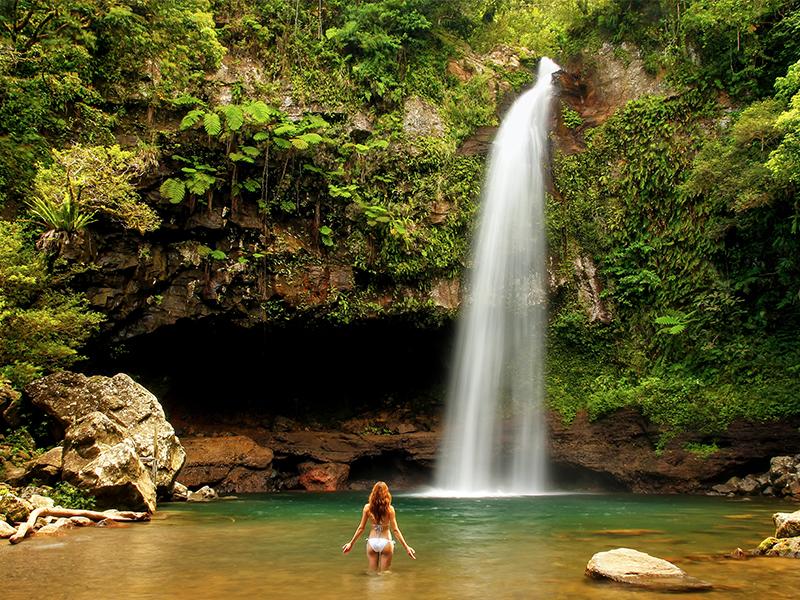 Top 10 Things To Do In Fiji Fiji Honeymoon Packages Waterfall