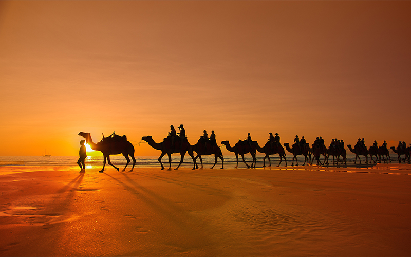 Australia's Most Romantic Honeymoon Destinations Broome