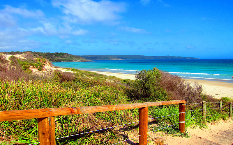 Australia's Most Romantic Honeymoon Destinations Jervis Bay