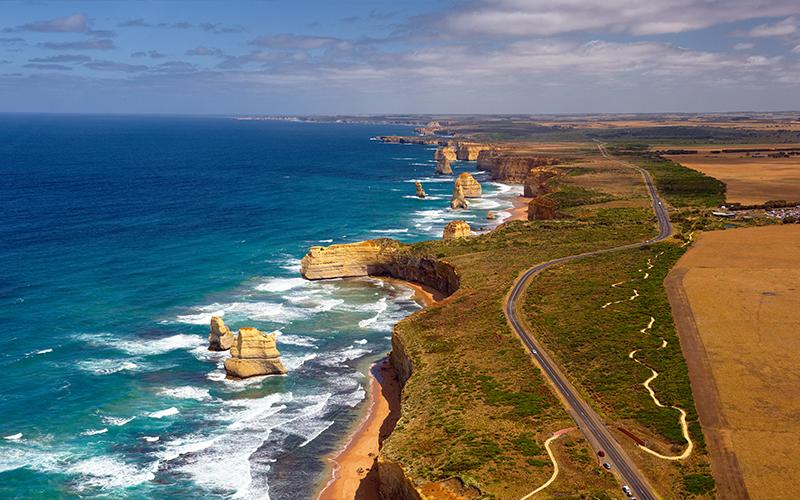 Australia's Most Romantic Honeymoon Destinations The Great Ocean Road