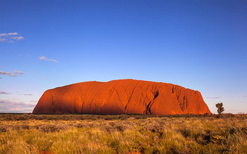 Australia's Most Romantic Honeymoon Destinations Uluru