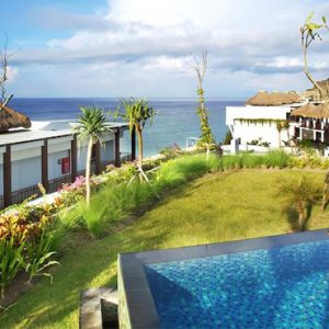Bali Honeymoon Packages Samabe Bali Villas And Suites One Bedroom Pool Villa 4