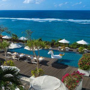 Bali Honeymoon Packages Samabe Bali Villas And Suites Pool