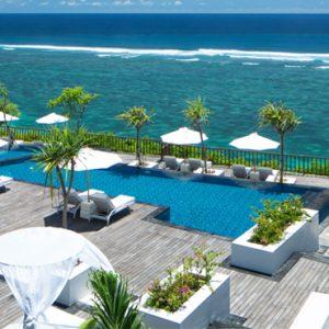 Bali Honeymoon Packages Samabe Bali Villas And Suites Pool 2