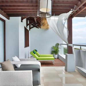 Bali Honeymoon Packages Samabe Bali Villas And Suites Two Bedroom Penthouse Pool Villa 4