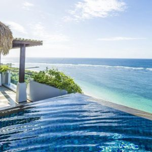 Bali Honeymoon Packages Samabe Bali Villas And Suites Two Bedroom Penthouse Pool Villa 6