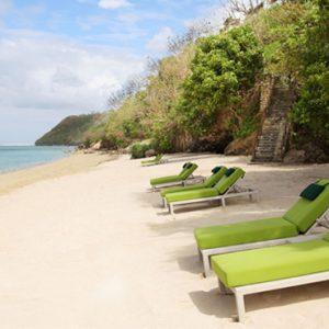 Bali Honeymoon Packages Samabe Bali Villas And Suites Beach