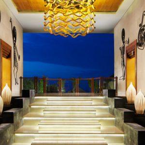Bali Honeymoon Packages Samabe Bali Villas And Suites Lobby