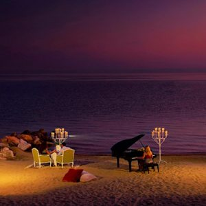 Greece Honeymoon Packages Danai Beach Resort And Villas Private Dining