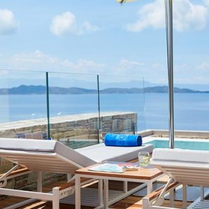 Greece Honeymoon Packages Eagles Villas Greece Junior Pool Villa 3