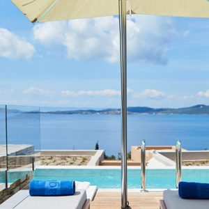 Greece Honeymoon Packages Eagles Villas Greece Junior Pool Villa 4