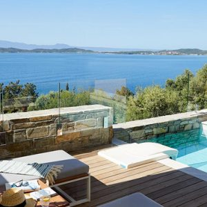 Greece Honeymoon Packages Eagles Villas Greece Residential 2 Bedroom Pool Villa Residential 2 Bedroom Pool Villa 8