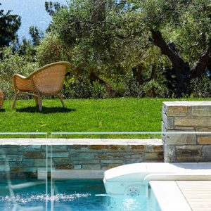 Greece Honeymoon Packages Eagles Villas Greece Residential 2 Bedroom Pool Villa Residential 2 Bedroom Pool Villa With Private Garden 5