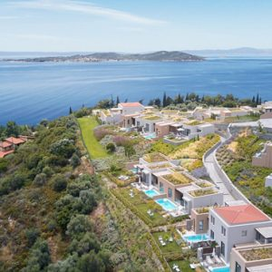 Greece Honeymoon Packages Eagles Villas Greece Exterior 6