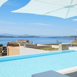 Greece Honeymoon Packages Eagles Villas Greece Pool 2