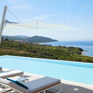 Greece Honeymoon Packages Eagles Villas Greece Pool 4