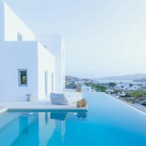 Greece Honeymoon Packages Kensho Ornos 6 Bedroom Ensuite Private Luxury Villa