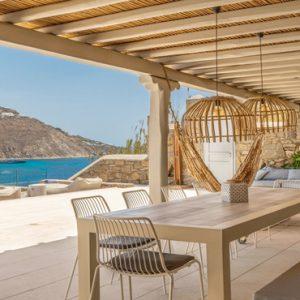 Greece Honeymoon Packages Kensho Ornos 6 Bedroom Ensuite Private Luxury Villa 2