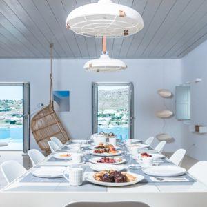 Greece Honeymoon Packages Kensho Ornos 6 Bedroom Ensuite Private Luxury Villa 3