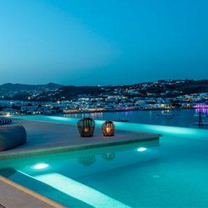Greece Honeymoon Packages Kensho Ornos 6 Bedroom Ensuite Private Luxury Villa 5