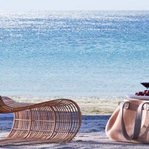 Greece Honeymoon Packages Kensho Ornos Beach Dining