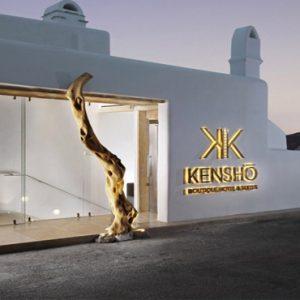 Greece Honeymoon Packages Kensho Ornos Hotel Exterior